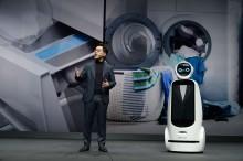 LGs CTO Dr. Park, spår et bedre liv gjennom en ny generasjon med forbrukerfokuserte innovasjoner innen kunstig intelligens