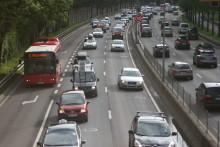 Over halvparten av norske bilister føler seg utrygge på grunn av medtrafikanters kjøring