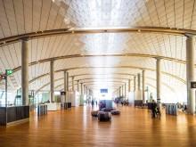 Vant internasjonal pris for beste lufthavndesign
