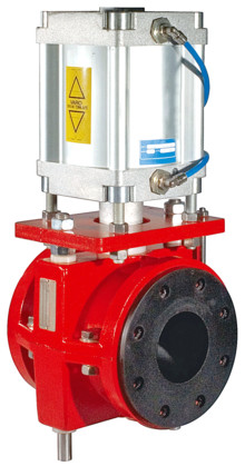 Flowrox Pinch Valves prove their performance in raw water treatment