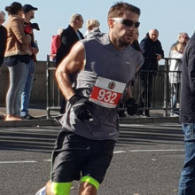 Local Dad to run two marathons in two weeks to raise money for  The Sick Children's Trust