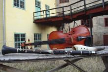 Dags igen för folkmusikfest i Stripa Gruvmiljö