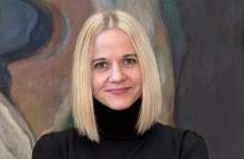 The National Museum's new director is Karin Hindsbo