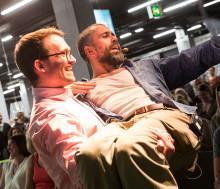 Gott resultat för Göteborgsvarvet Expo