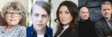 Första författarna till Bokmässan 2019 klara!