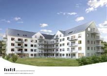 Byggstart för fler bostäder i Mjörnbo Allé