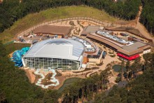New Center Parcs Village now open to short break guests