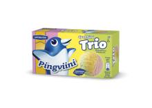 Syksyn uutuusjäätelöiden viiden suora: Pingviini, Aino, Eskimo, Pätkis ja Omar!