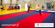 UNISPORT, den førende leverandør af idrætsfaciliteter i Norden, opkøber Virklund Sport.