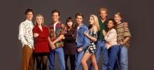 Viafree elsker 90-tallet! Bli med oss tilbake til Beverly Hills 90210, Melrose Place og Dawson`s Creek
