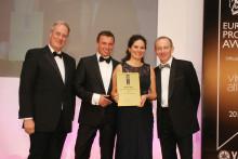 Ross arkitektur & design vinner internationellt guld!