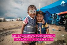Pressmeddelande 2019-04-08: Engagemangsglädje för Radiohjälpen under 2018