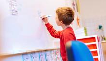 Partille klättrar 70 placeringar i rapport om grundskolan