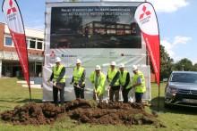 Die Deutschlandzentrale von Mitsubishi Motors zieht nach Friedberg