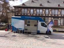 Beratungsmobil der Unabhängigen Patientenberatung kommt am 25. Juni nach Goslar.
