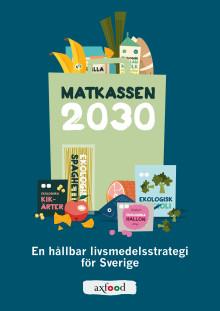 Matkassen 2030: 79 förslag till hållbar livsmedelsstrategi