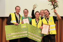 Sveriges toppidéer belönas med över en halv miljon kronor