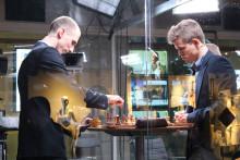 EnterCard beats Microsoft - Dmitrijs tops the ranking against Magnus Carlsen