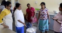 Drick te! Hjälp oss att hjälpa utsatta kvinnor i Sri Lanka