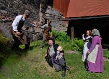 Många kulturarv att besöka i Lindesbergs kommun i sommar