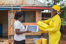 Över 100 miljoner kronor investerat i solenergi av privatpersoner