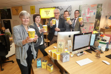 Trafford tea company brews up a business success story - thanks to ultrafast broadband