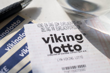 Dansker vinder 2. præmie i Vikinglotto
