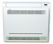 Golvmodell - InVest Luft Luft Värmepump MFA-12/18 – En enkel placering