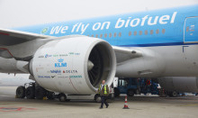 KLM klättrar på Sustainable Brand Index