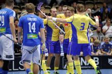 Supertight prestigemöte - Sverige vann på straffar
