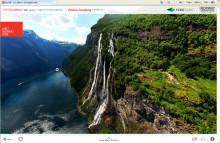 Visit Norway får prestigefyllt pris för bästa hemsida
