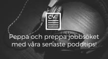 Auranest tipsar om podcasts på temat jobb & karriär