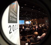 Välbesökt toppmöte i Åre med fokus på friluftsliv