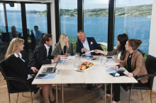 35% cheaper to host meetings in Norway