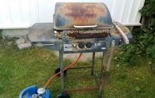 Är korv med grillrost farligt?