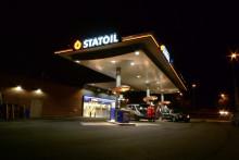 Statoil Mölndal är Nordens första drivmedelsstation som miljöcertifierats enligt LEED på guldnivå