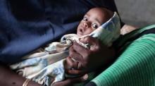 Barn risikerer å sulte ihjel