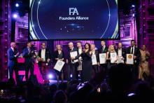 Sveriges främsta entreprenörer samlades igår på Berns för Entreprenörsgalan 2019
