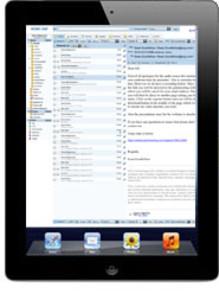 Ha alltid tillgång till ditt Work2Go - även i din surfplattas webbläsare