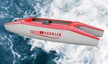 Salli Paddler – new innovation invites people to try water sports