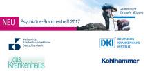Psychiatrie-Branchentreff 2017