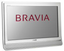 The Decor-Friendly, Portable BRAVIA B4000-Series