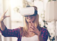 Virtuell upplevelse årets julklapp 2016