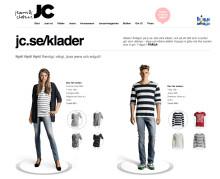 Styla din egen önskeoutfit på jc.se