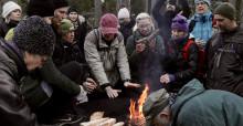 Allt fler volontärer vill engagera sig för klimatet visar ny undersökning