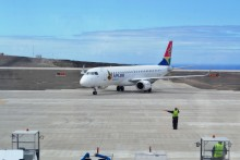 TICKET SALES FOR ST HELENA AIR SERVICE