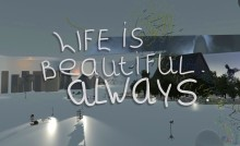 """Life is beautiful - Always"" - A groundbreaking VR and Art installation at Acces Space in Sheffield"
