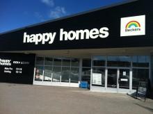 Happy Homes öppnar i Sundsvall