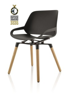 Design that moves: aeris numo wins the German Design Award 2020