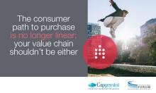 Konsumenternas större påverkan utmanar detaljhandelns traditionella värdekedja